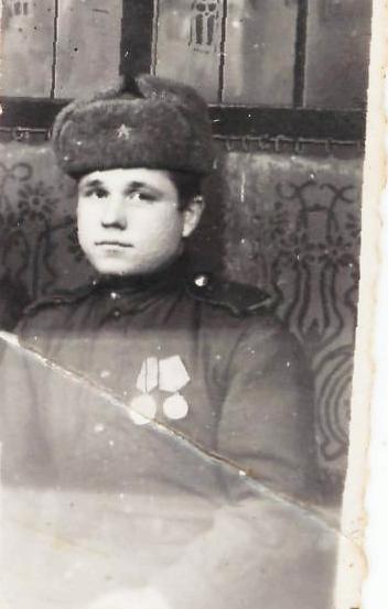 Морозов Дмитрий Тихонович