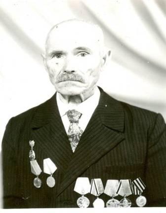 Копысов Иван Терентьевич