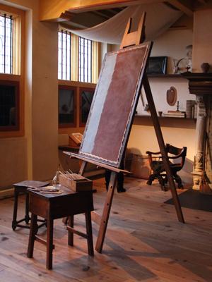 В музее Рембрандта