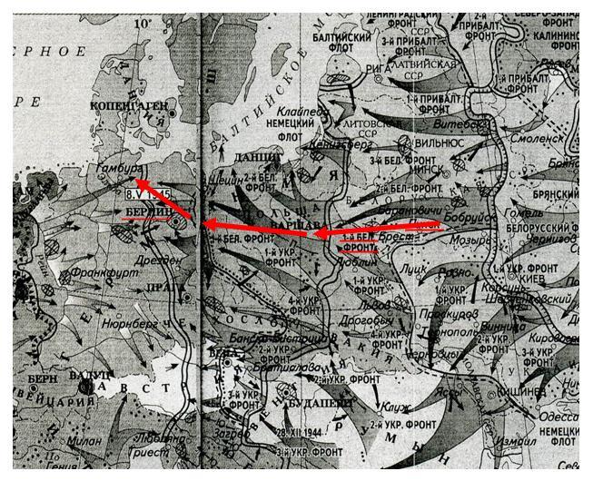 Боевой путь 311 стрелковой дивизии