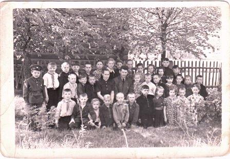 Кузьма Георгиевич с детьми
